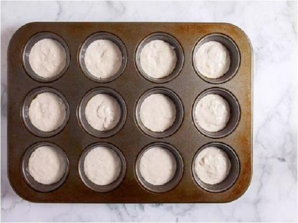 Бездрожжевые булочки
