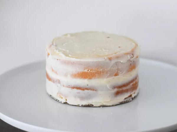Свадебный трехъярусный торт